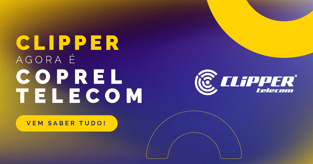 A Clipper agora é Coprel Telecom