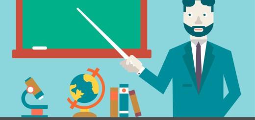 A tecnologia chegou para auxiliar você professor