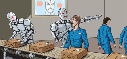 Seu emprego será substituído por um robô?