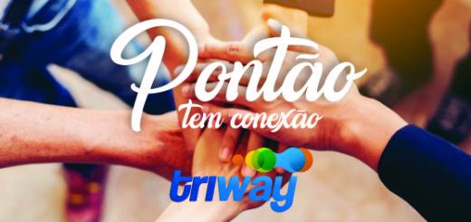 Município de Pontão agora também com internet via fibra óptica da Coprel Telecom!
