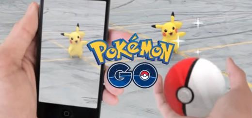 Vamos caçar Pokémons?