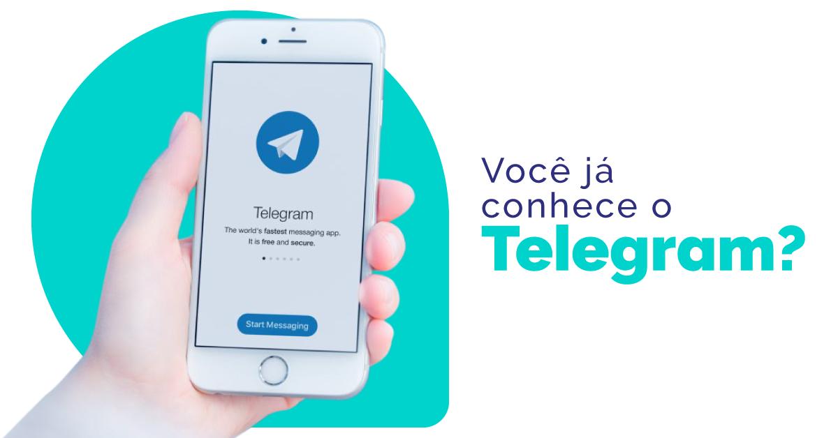Já baixou o Telegram? Saiba mais sobre o aplicativo que concorre com o WhatsApp